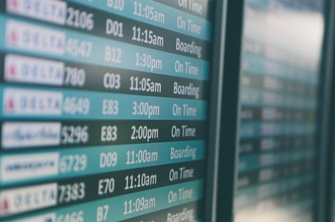 Airport Nostalgia: A Thanksgiving Story