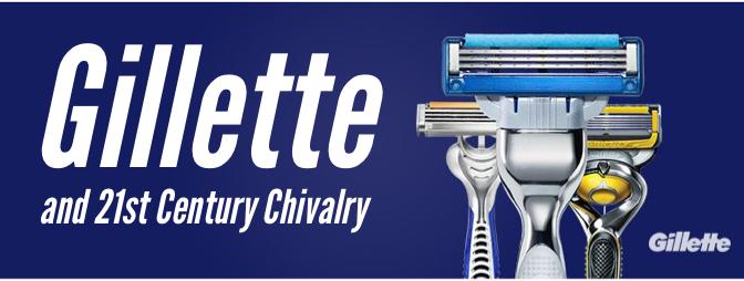 Gillette Commercial | C  Doyle Hughes Blog