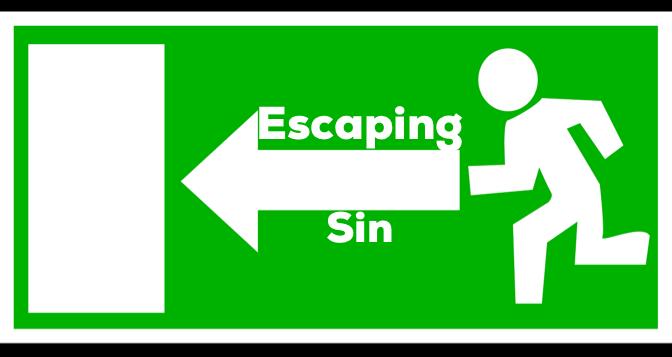 Escaping Sin