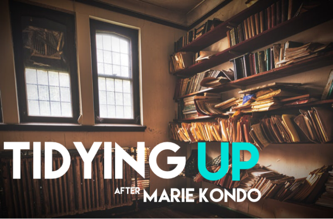 Tidying Up After Marie Kondo